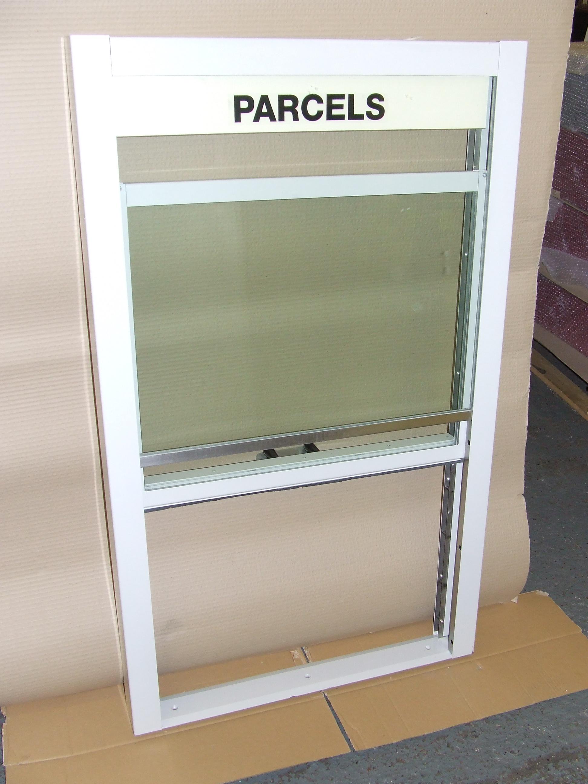 parcel hatch