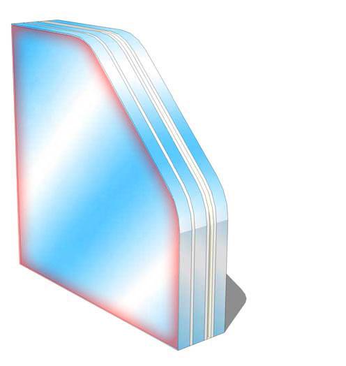 p7b en356 e30 and e60 glass image