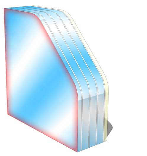 sg2 no spall fire rated glass