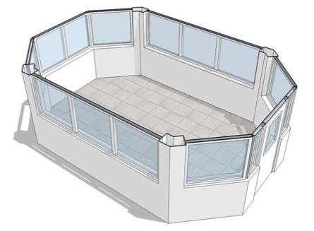 Design of NIJ Guard House