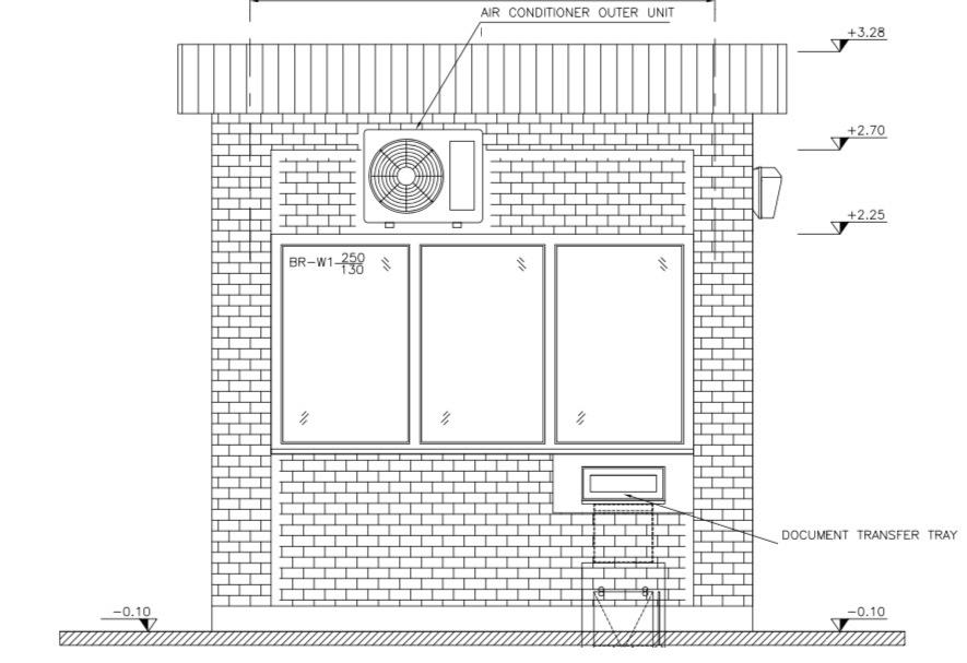 Guard House Brick