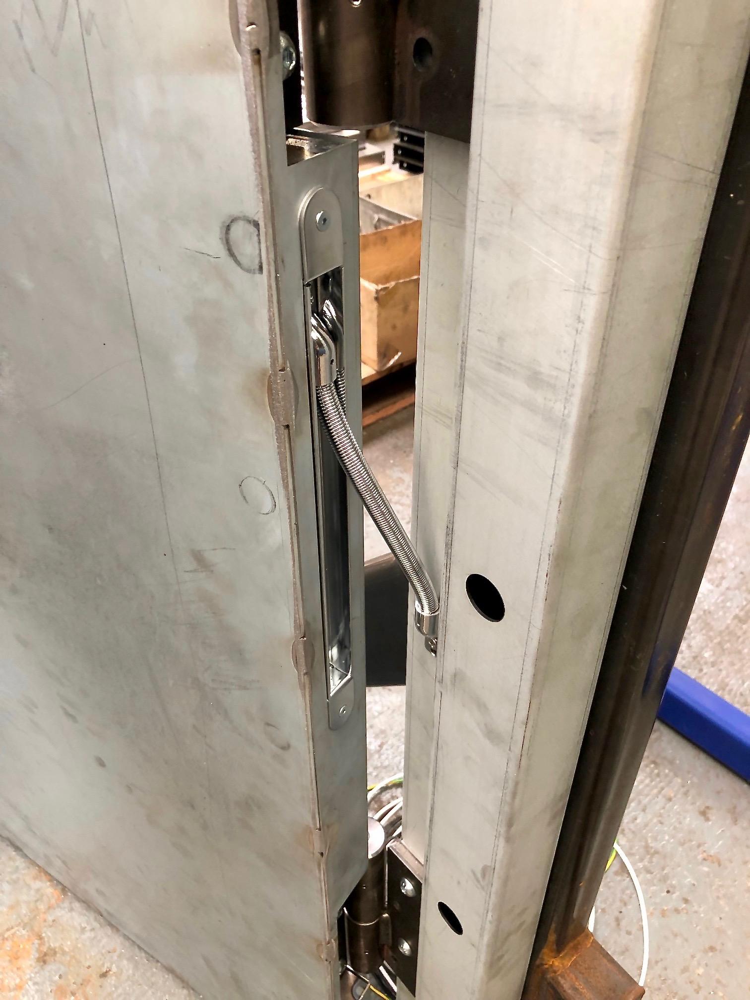 Blast Door Loop