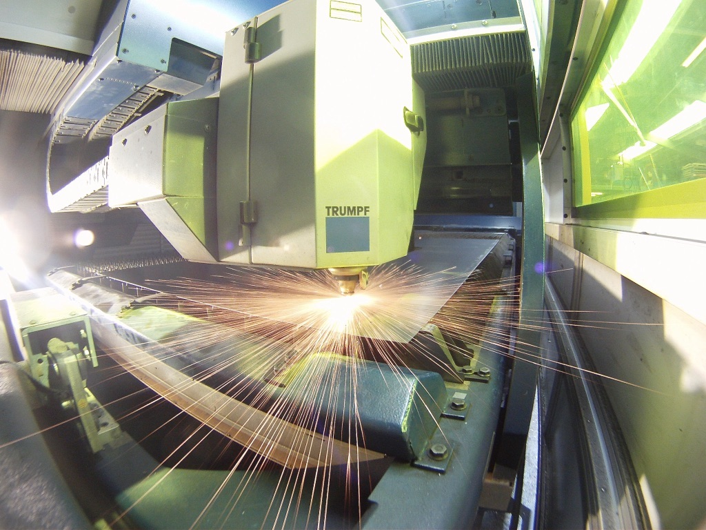 Armoured Steel Lazer Cut 2