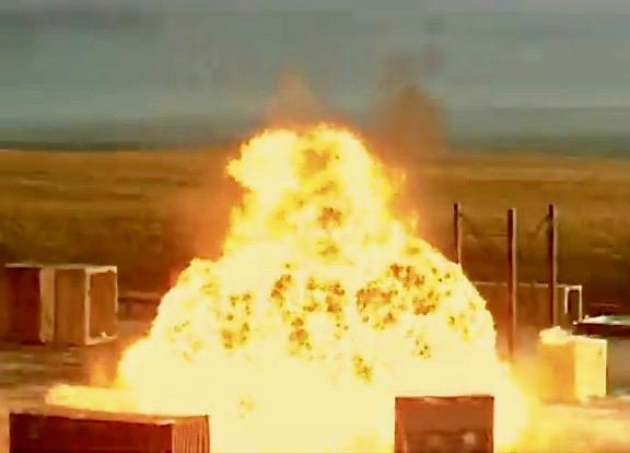 ISO 16933 Blast testing